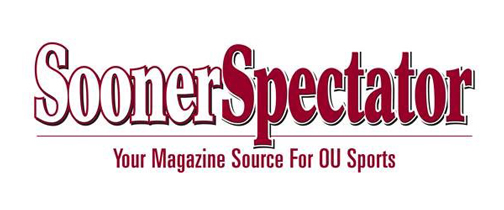 Sooner Spectator Your Magazine Source for OU Sports Logo