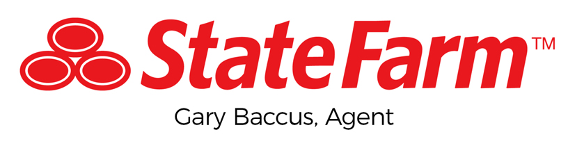 State Farm Gary Baccus Agent Logo